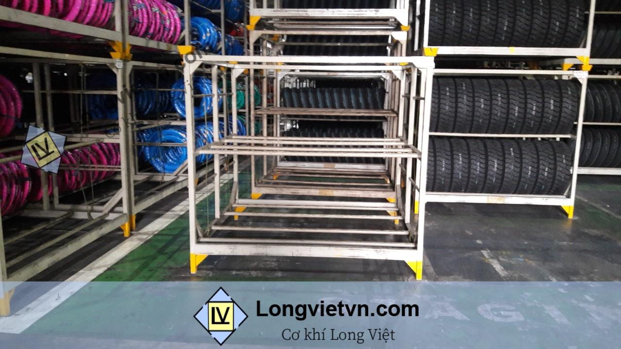 Pallet thiết bị ô tô   Cơ khí Long Việt