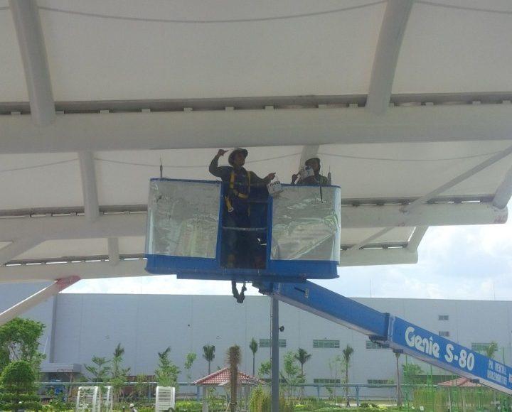 Công trình nhà máy Samsung quận 9 – TPHCM