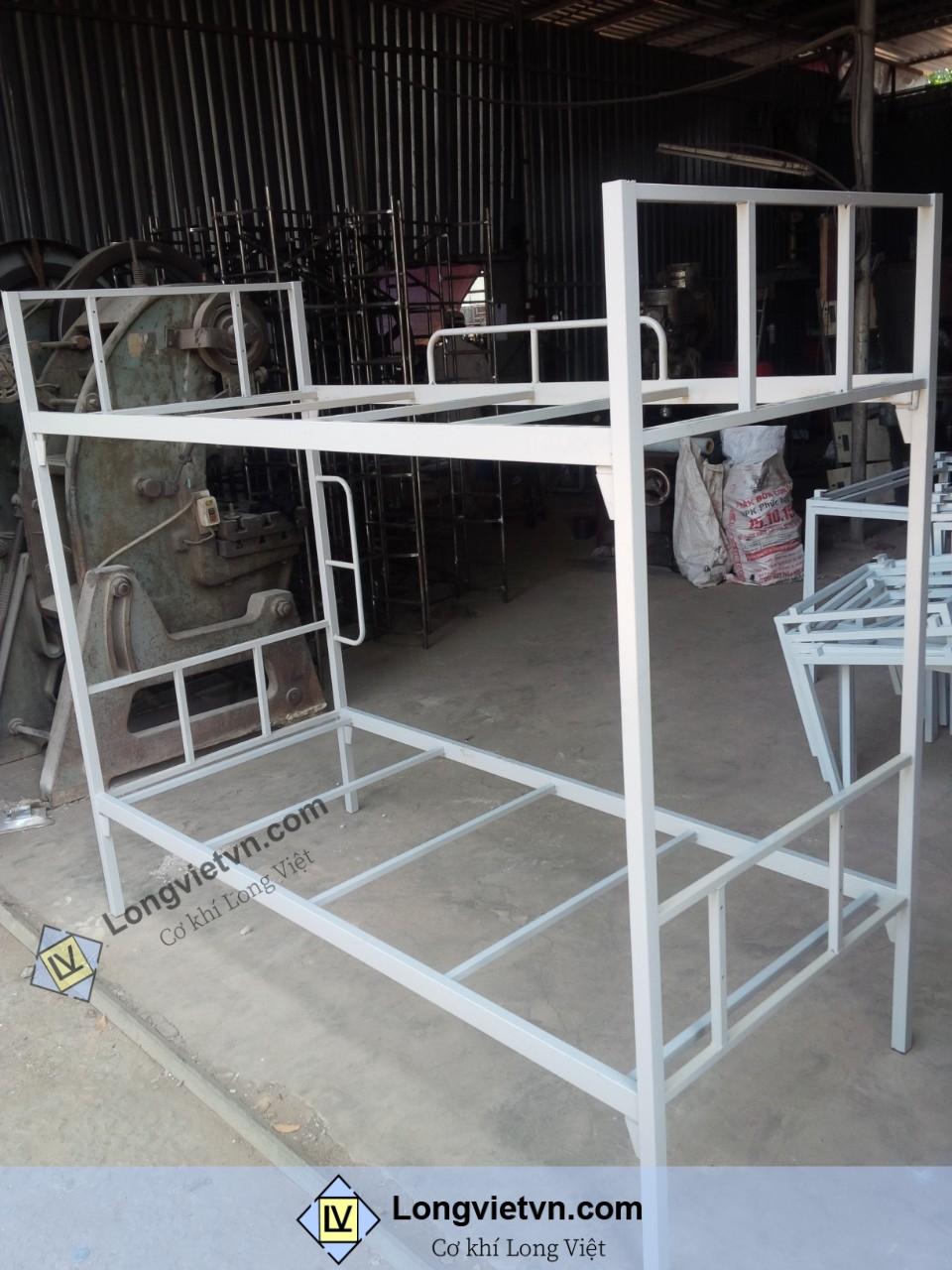 Gia công giường ngủ, giường 2 tầng 3 tầng, giường xếp – nội thất uy tín tại TPHCM